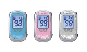 経皮的動脈血酸素飽和度計「パルスフィット BO-750」を発売しました。の記事